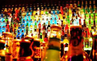 Алкогольная продукция: класс и виды спиртных напитков, контроль качества