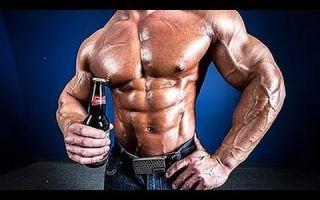 Алкоголь после спорта — влияние спирта перед и после физических упражнений, советы врачей