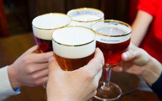 Сколько в пиве алкоголя — содержание процентов спирта в напитке, таблица промилле, алкогольный калькулятор