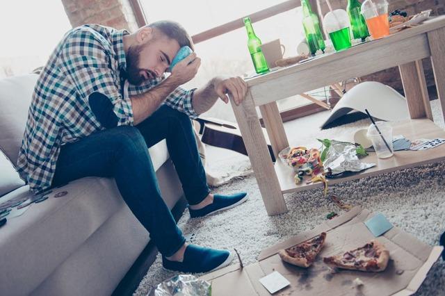 Тошнота после алкоголя — Что делать, если тошнит после алкоголя, лечение