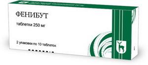 Таблетки фенибут: подробная инструкция, консультация врача