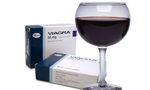 Взаимодействие виагры с алкоголем: совместимость и возможные последствия, отзывы врачей