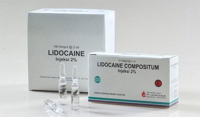 Алкоголь и лидокаин — Какое действие на организм