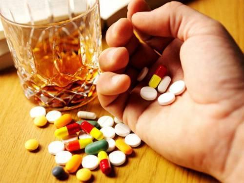 Совместим ли мельдоний с алкоголем