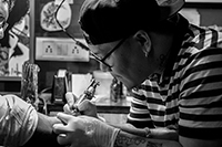 Можно ли пить алкоголь после татуировки — Последствия употребления алкоголя после тату, советы врачей