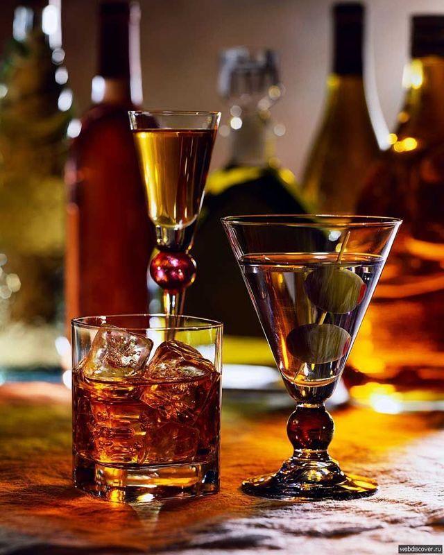 Алкогольная продукция: класс и виды алкогольных напитков, контроль качества
