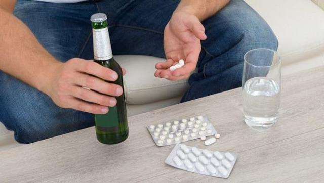Алкоголь — Безалкогольное пиво можно ли пить во время лечения