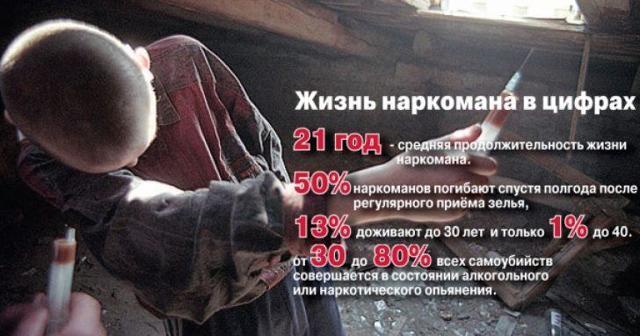 Статистика наркомания в России: точные цифры и показатели прироста наркозависимых