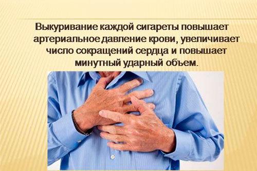 Курение и давление: повышает или понижает? Механизм влияния никотина на организм человека