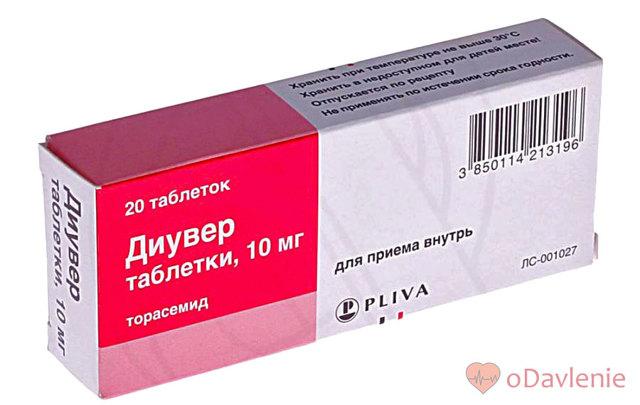 Таблетки от давления с мочегонным эффектом названия ...