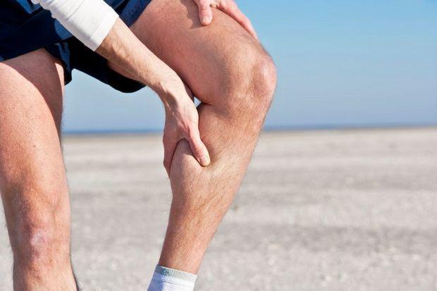 боль в голени сзади ниже колена Это просто