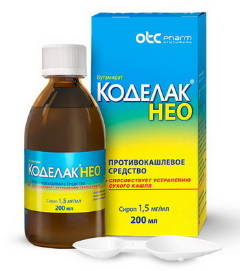 Коделак Нео. Инструкция по применению сироп, таблетки, капли для детей. Цена, аналоги, отзывы