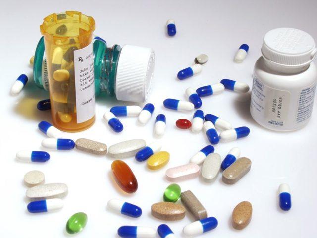 Препараты от давления с мочегонным эффектом