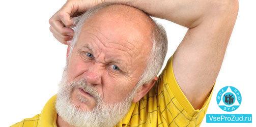 Кожный зуд у пожилых людей. Причины и лечение народными средствами, мази, витамины