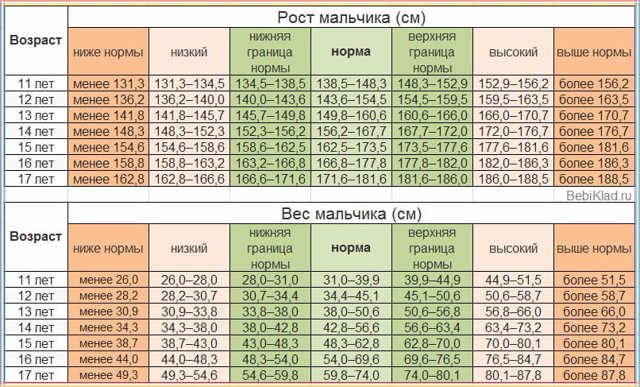 Соотношение роста и веса у мужчин, женщин, девушек, детей, подростков. Таблица по возрасту, нормы правильного соотношения, формула