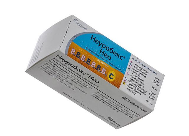 Неуробекс Нео. Инструкция по применению капсулы, таблетки. Состав, как принимать витамины для волос, курс лечения взрослым и детям, побочные эффекты, отзывы