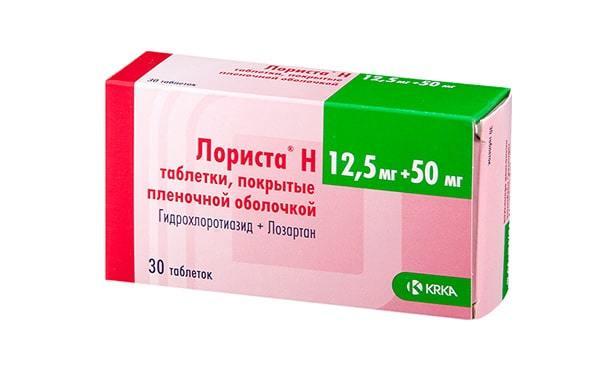 Мочегонные препараты при высоком давлении: список диуретиков