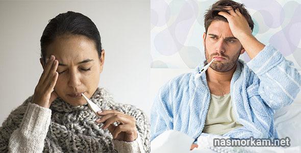 Высокая температура без симптомов у взрослого, держится длительное время. От чего и что делать