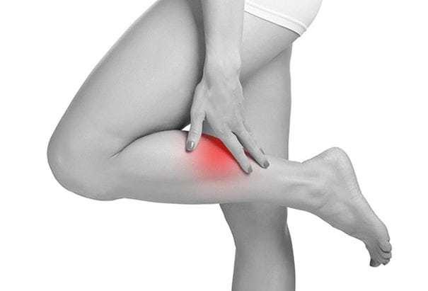 замечательная боль в голени сзади ниже колена мысль вождь
