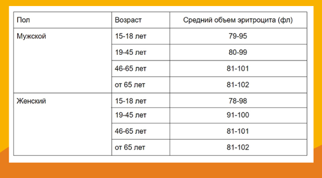 Тромбоциты норма у мужчин по возрасту. Таблица в крови из вены, расшифровка анализа